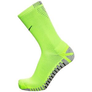 Grip Strike Light Crew Socken Herren, neongelb / schwarz, zoom bei OUTFITTER Online