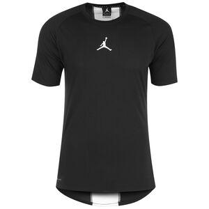 23 Alpha Trainingsshirt Herren, schwarz / weiß, zoom bei OUTFITTER Online