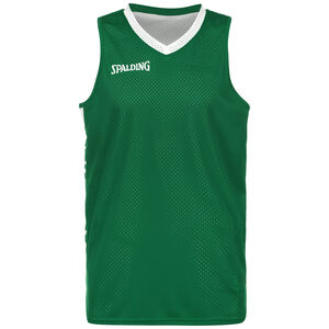 Essential Reversible Trainingstop Herren, grün / weiß, zoom bei OUTFITTER Online