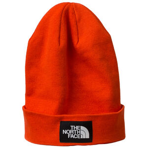 Dock Worker Recycled Beanie, rot / schwarz, zoom bei OUTFITTER Online
