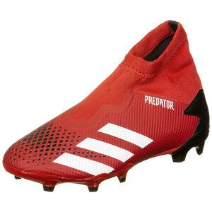 Predator 20.3 FG Fußballschuh Herren, rot / weiß, zoom bei OUTFITTER Online