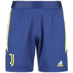 Juventus Turin Trainingsshorts Herren, blau / gelb, zoom bei OUTFITTER Online