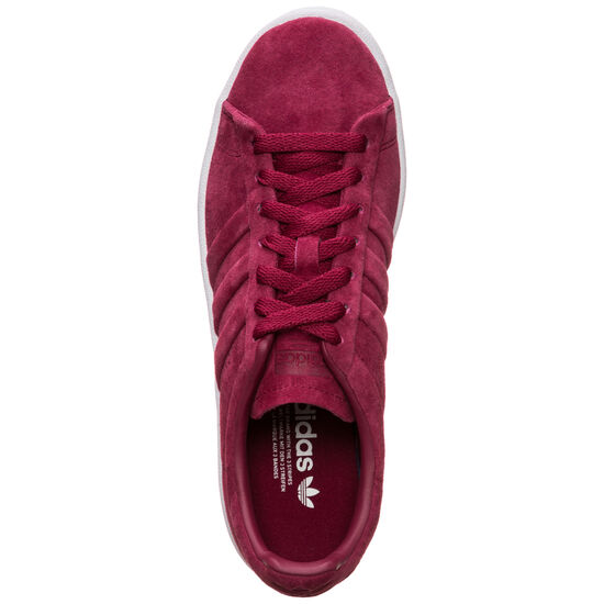 Campus Stitch and Turn Sneaker, Rot, zoom bei OUTFITTER Online