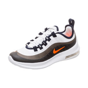 Air Max Axis Sneaker Kinder, weiß / orange, zoom bei OUTFITTER Online