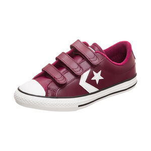 Star Player 3V OX Sneaker Kinder, Rot, zoom bei OUTFITTER Online