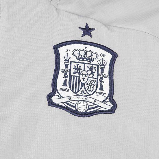 Spanien Präsentationsjacke EM 2021 Herren, grau, zoom bei OUTFITTER Online