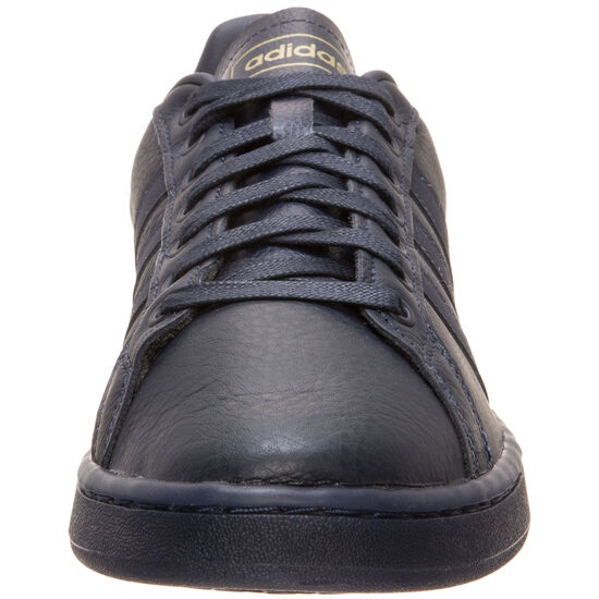 Grand Court Sneaker Herren, blau / gold, zoom bei OUTFITTER Online