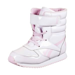 Classic Snow Boots Kinder, weiß / rosa, zoom bei OUTFITTER Online