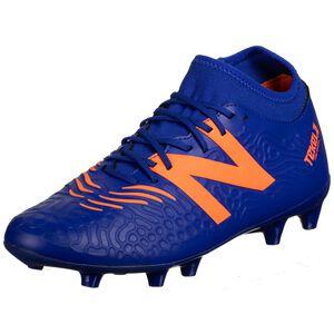 Tekela v3 FG Fußballschuh Herren, blau / orange, zoom bei OUTFITTER Online