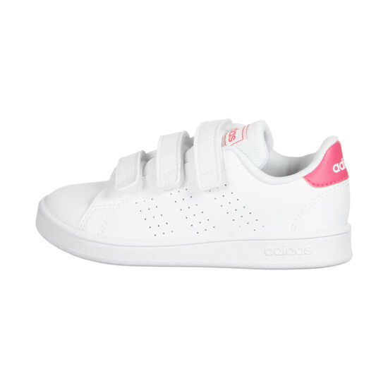 Advantage C Sneaker, weiß / pink, zoom bei OUTFITTER Online