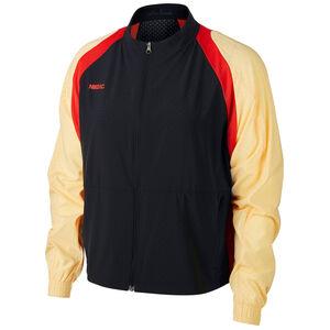 F.C. Trainingsjacke Damen, schwarz / apricot, zoom bei OUTFITTER Online