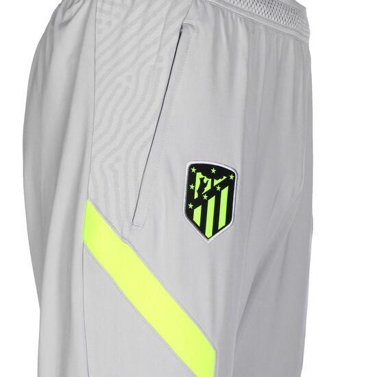 Atletico Madrid Dry Strike Trainingshose Herren, hellgrau / neongelb, zoom bei OUTFITTER Online