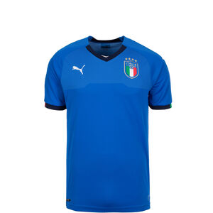 Italien Trikot Home Kinder, Blau, zoom bei OUTFITTER Online
