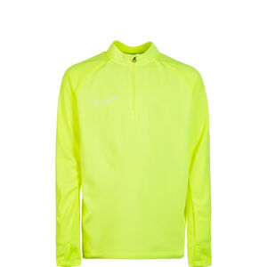 Dry Academy 19 Drill Longsleeve Kinder, neongelb / weiß, zoom bei OUTFITTER Online