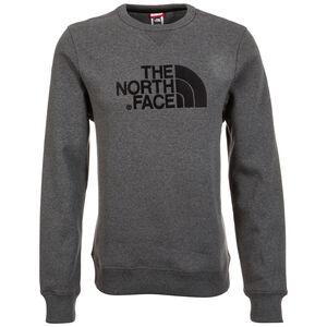 Drew Peak Crew Sweatshirt Herren, grau, zoom bei OUTFITTER Online