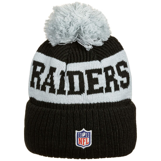 NFL Las Vegas Raiders Cold Weather Sport Knit Mütze, , zoom bei OUTFITTER Online