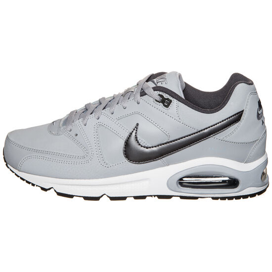 Air Max Command Leather Sneaker Herren, Grau, zoom bei OUTFITTER Online