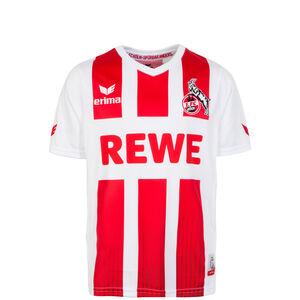 1.FC Köln Trikot Home 2017/2018 Kinder, Weiß, zoom bei OUTFITTER Online
