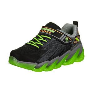 Mega-Surge Sneaker Kinder, schwarz / grün, zoom bei OUTFITTER Online