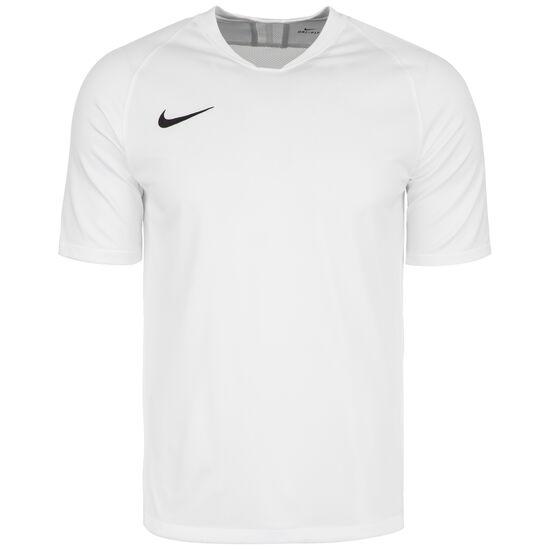 Dri-FIT Strike Fußballtrikot Herren, weiß / schwarz, zoom bei OUTFITTER Online