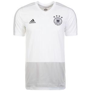 DFB Trainingsshirt WM 2018 Herren, weiß/ grau, zoom bei OUTFITTER Online
