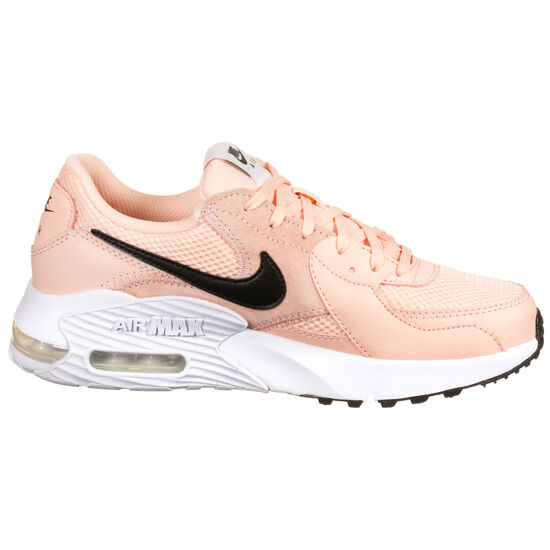 Air Max Excee Sneaker Damen, rosa / schwarz, zoom bei OUTFITTER Online