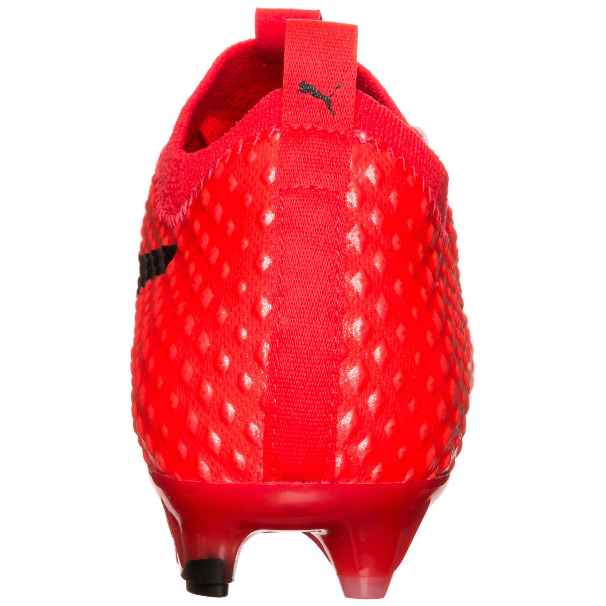 EVOPOWER VIGOR 1 3D FG - Fußballschuh Nocken - fiery coral / puma black / toreador Spielraum Online 2Nqj8