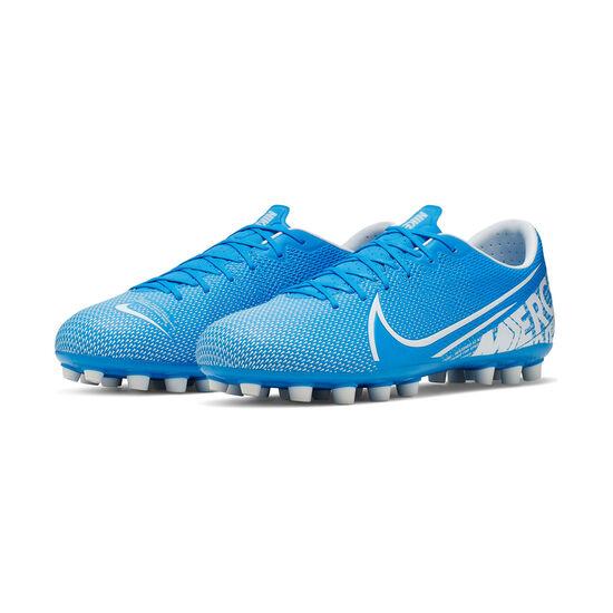 Mercurial Vapor XIII Academy AG Fußballschuh Herren, blau / weiß, zoom bei OUTFITTER Online