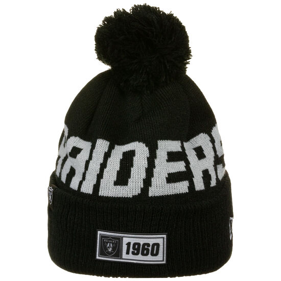 NFL Oakland Raiders Sport Knit Mütze, , zoom bei OUTFITTER Online