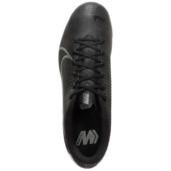 Mercurial Vapor XIII Academy TF Fußballschuh Herren, schwarz / grau, zoom bei OUTFITTER Online