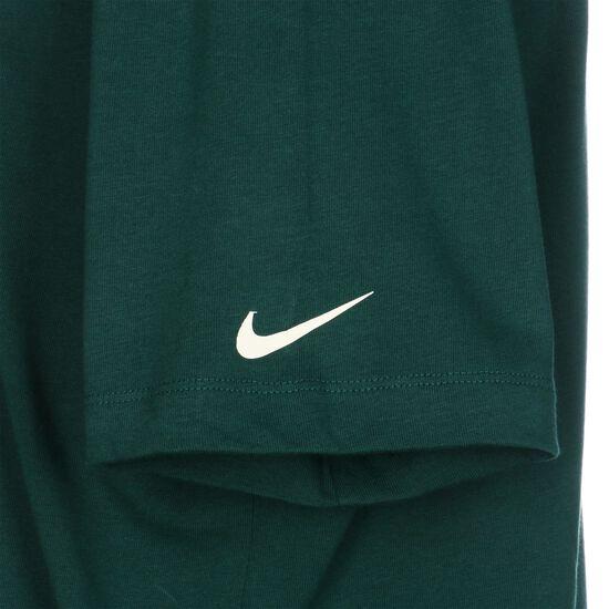 FC Liverpool Travel T-Shirt Herren, dunkelgrün / weiß, zoom bei OUTFITTER Online