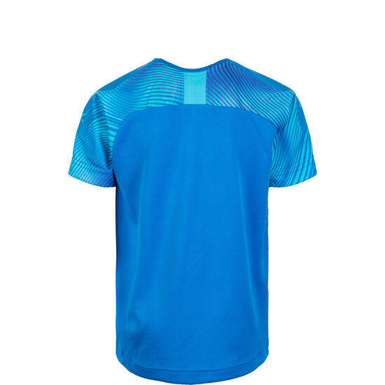 Cup Trikot Kinder, blau / weiß, zoom bei OUTFITTER Online