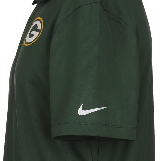 NFL Team Logo Green Bay Packers Poloshirt, grün, zoom bei OUTFITTER Online
