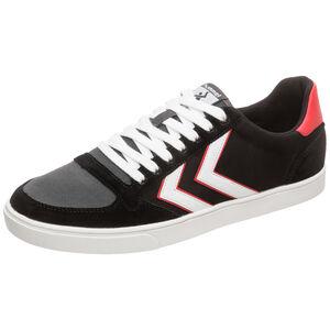 Slimmer Stadil Low Sneaker, schwarz / weiß, zoom bei OUTFITTER Online