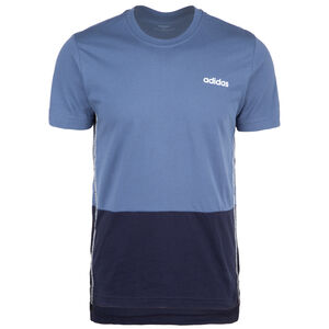 Celebrate the 90s Colorblock T-Shirt Herren, blau / grau, zoom bei OUTFITTER Online
