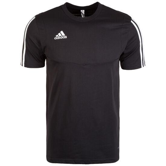 Tiro 19 T-Shirt Herren, schwarz / weiß, zoom bei OUTFITTER Online