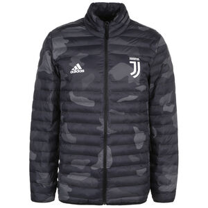 Juventus Turin Winterjacke Herren, anthrazit / grau, zoom bei OUTFITTER Online
