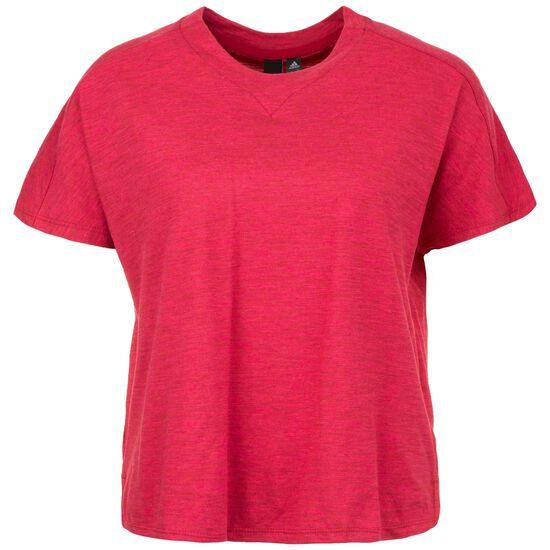 ID Winners AtTEEtude T-Shirt Damen, dunkelrot, zoom bei OUTFITTER Online