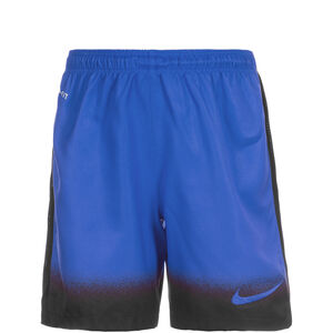 Laser Woven Print Short Kinder, Blau, zoom bei OUTFITTER Online