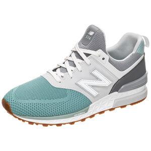 MS574-EKW-D Sport Sneaker, Grau, zoom bei OUTFITTER Online