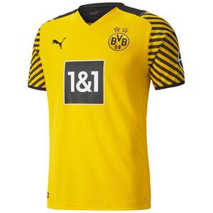 Borussia Dortmund Trikot Home 2021/2022 Herren, gelb / schwarz, zoom bei OUTFITTER Online