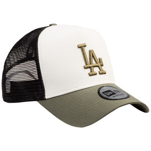 Adjustable MLB Light Weight Trucker Los Angeles Dodgers Cap, , zoom bei OUTFITTER Online
