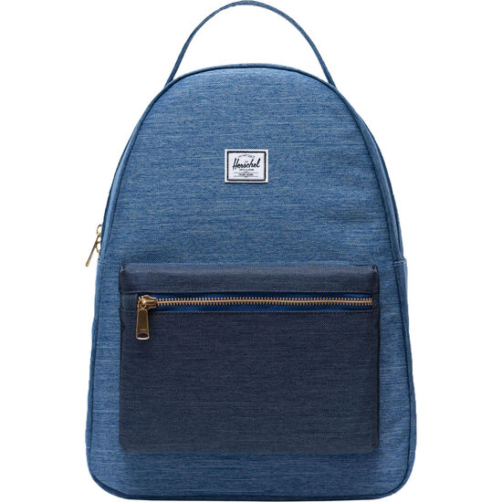 Nova Mid-Volume Rucksack, blau / dunkelblau, zoom bei OUTFITTER Online