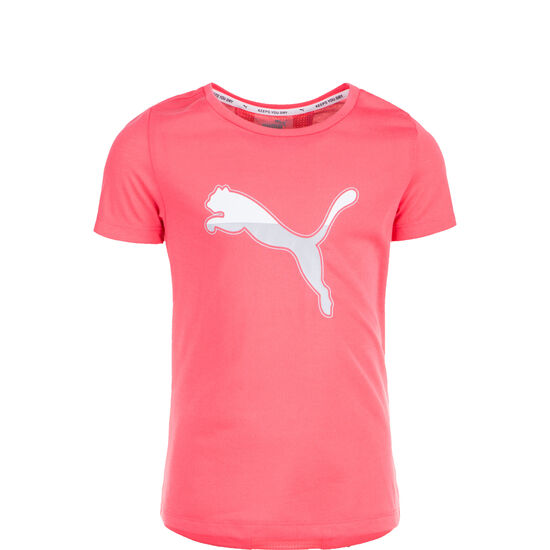 Active Sports Trainingsshirt Kinder, korall, zoom bei OUTFITTER Online