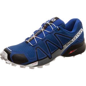 Speedcross 4 Trail Laufschuh Herren, blau / schwarz, zoom bei OUTFITTER Online