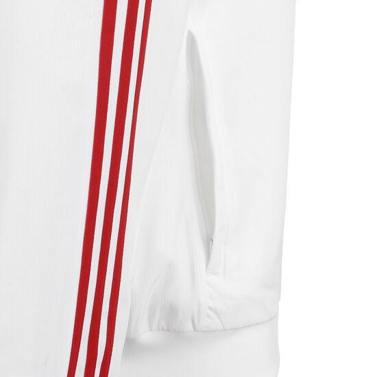 FC Arsenal Präsentationsjacke Herren, weiß / rot, zoom bei OUTFITTER Online