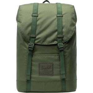 Retreat Light Rucksack, oliv, zoom bei OUTFITTER Online