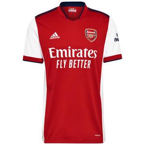 FC Arsenal Trikot Home 2021/2022 Herren, weiß / rot, zoom bei OUTFITTER Online