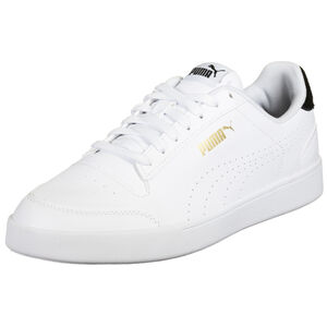 Schuffle Sneaker Herren, weiß / gold, zoom bei OUTFITTER Online