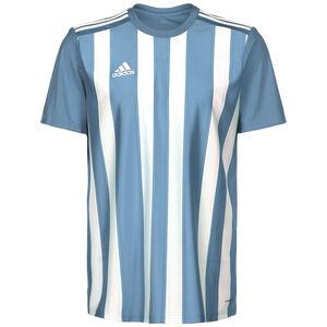 Striped 21 Fußballtrikot Herren, hellblau / weiß, zoom bei OUTFITTER Online